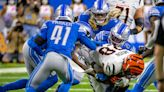 Lions lose to Bengals, 34-11: Game thread replay