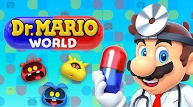 《瑪利歐醫生世界》將於 11 月結束營運 預定開放「瑪利歐醫生世界 回憶」回顧網頁