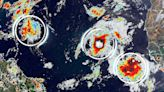 The named tropical system to watch is the one not named yet