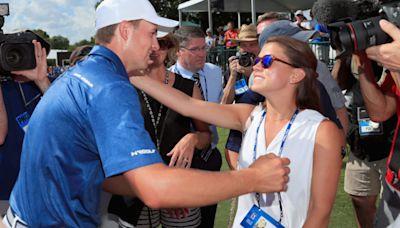 Photos: Meet The Wife Of Masters Contender Jordan Spieth