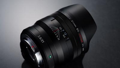 Ricoh 正式公開 HD PENTAX-D FA 21mmF2.4ED Limited DC WR ,承襲 FA Limited 鏡頭無法以數據量測的獨特成像理念 - Cool3c