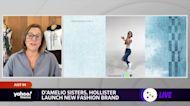 Abercrombie CEO on Social Tourist D'Amelio brand launch