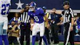 Barkley, Jones injuries have Giants reeling after 5 weeks