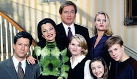 The Nanny Cast Reunites After 20 Years for Virtual Table Read — Watch Video