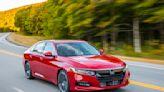 Edmunds compares new Kia K5 against Honda Accord