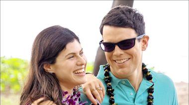 性感女星疫情期間飛夏威夷度蜜月 《白蓮花大飯店》讓鬼城活過來
