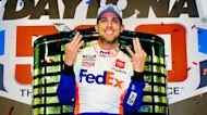The Rush: Denny Hamlin Daytona 500 win overshadowed by terrible crash