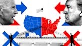 US election results and maps 2020: All eyes on Georgia and Arizona as final states prepare to declare
