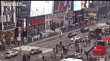 紐約時報廣場發生槍擊案 3人受傷 | 錢財事