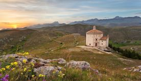 The Italian region with beautiful landscapes and ancient villages – but no tourists