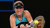 Pavlyuchenkova ousts former champion Kerber to reach quarters