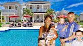 Inside Wayne and Coleen Rooney's £250k-a-week Barbados mansion