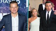 Matt Damon Hopes Ben Affleck & Jennifer Lopez's Romance Is Real: 'I Love Them Both