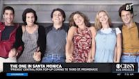 'Friends' Pop-Up Experience Comes To Santa Monica