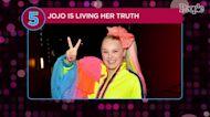 JoJo Siwa Says 'I'm Just Really Happy' to Be in LGBTQ Community, Talks Breakup with Ex-Boyfriend