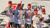 FIM EWC/贏得2021賽季總冠軍的Yoshimura SERT Motul