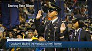 Lt. Caron Nazario is a Virginia State graduate