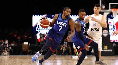 杜蘭特將任東奧掌旗官 美國男籃史上首人擔綱