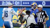 Photos: Rams defeat Lions in Matthew Stafford vs. Jared Goff showdown