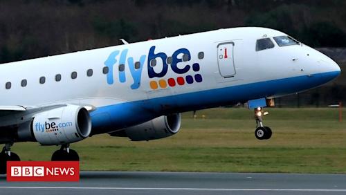 Ryanair boss says Sajid Javid 'misled' over Flybe