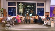 The Talk - Cedric the Entertainer on Emmy Awards 'surprises' and 'big musical number'