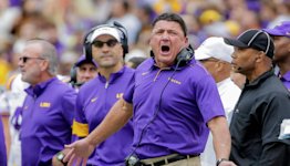 Ed Orgeron, LSU football parting ways; coach will be owed buyout of nearly $17.8 million