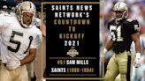 Saints Countdown to NFL Kickoff 2021: #51 Sam Mills