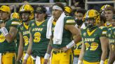 North Dakota State blown out by Southern Illinois, snapping 39-game winning streak