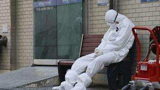 武漢肺炎風暴》大規模群聚感染擋不住,南韓又新增161人感染,出現第7名死亡病例!