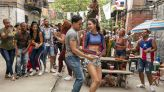Review   'In the Heights' is the first genuinely cheerful, splashy, life-affirming movie of the summer