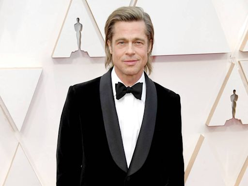 """Brad Pitt Once Worried His """"Pretty Boy"""" Image Would Hurt His Career"""