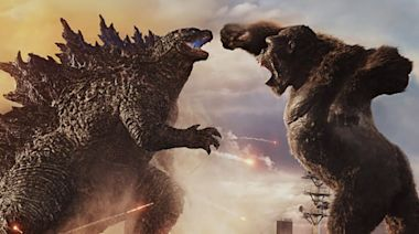 A new 'Godzilla vs. Kong' movie is out in March. Here's the first trailer teasing an epic brawl between the 2 titans