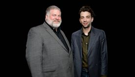 "Jay Baruchel & Dean DeBlois On ""How to Train Your Dragon: The Hidden World"""