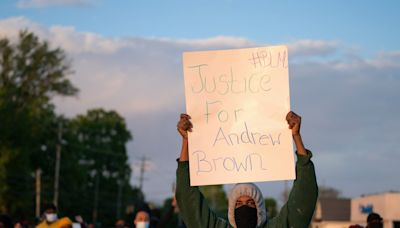 Andrew Brown Jr. died from a gunshot to the back of the head in police shooting, state autopsy finds