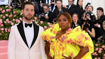 Alexis Ohanian says he's 'fine' with only being known as Serena Williams' husband