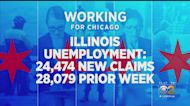 Over 24,000 Unemployment Claims Filed In Illinois Last Week Amid COVID-19 Pandemic