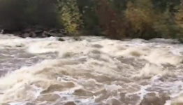 Sonoma County Hit With Flooding as Rain Inundates Northern California