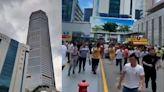 嚇死!深圳大樓沒地震卻超自然震動 民眾逃竄「連拖鞋都甩掉」 | 蘋果新聞網 | 蘋果日報