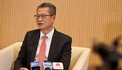 信報即時新聞 -- 陳茂波:港經濟朝增量提速更優質方向邁進