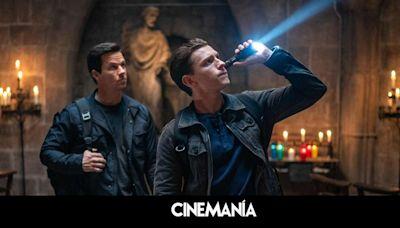 Con Banderas no se juega: primer tráiler de 'Uncharted' con Tom Holland y Mark Wahlberg