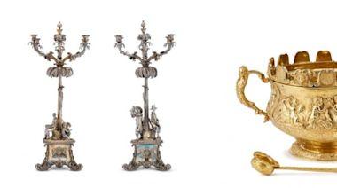 香港兩依藏博物館新展 東西方銀器傳承歷史