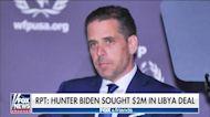 Report: Hunter Biden sought $2M in Libya deal in 2015