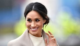 Meghan Markle's famous school friend helped secure her Christmas Royal hideaway in Canada