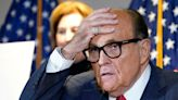 Giuliani denies being drunk in rambling 9/11 speech where he did an impression of the Queen, saying he only had one whisky