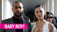 Ashley Graham Compares Her Postpartum Baby Hairs to 'James Bond' Villain