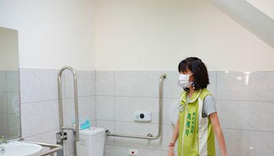全新廚房、廁所啟用 萬里頂寮社區好方便