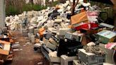 2021 年電子電器廢棄物高達 6,300 萬噸,其價值超過許多國家 GDP