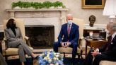 Biden to meet with U.S. lawmakers on infrastructure push