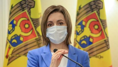 Moldova is first European country to receive COVID-19 vaccines under COVAX