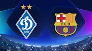 Match Highlights: Dynamo Kyiv vs Barcelona